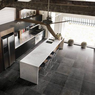 cucina-gres-porcellanato-effetto-pietra