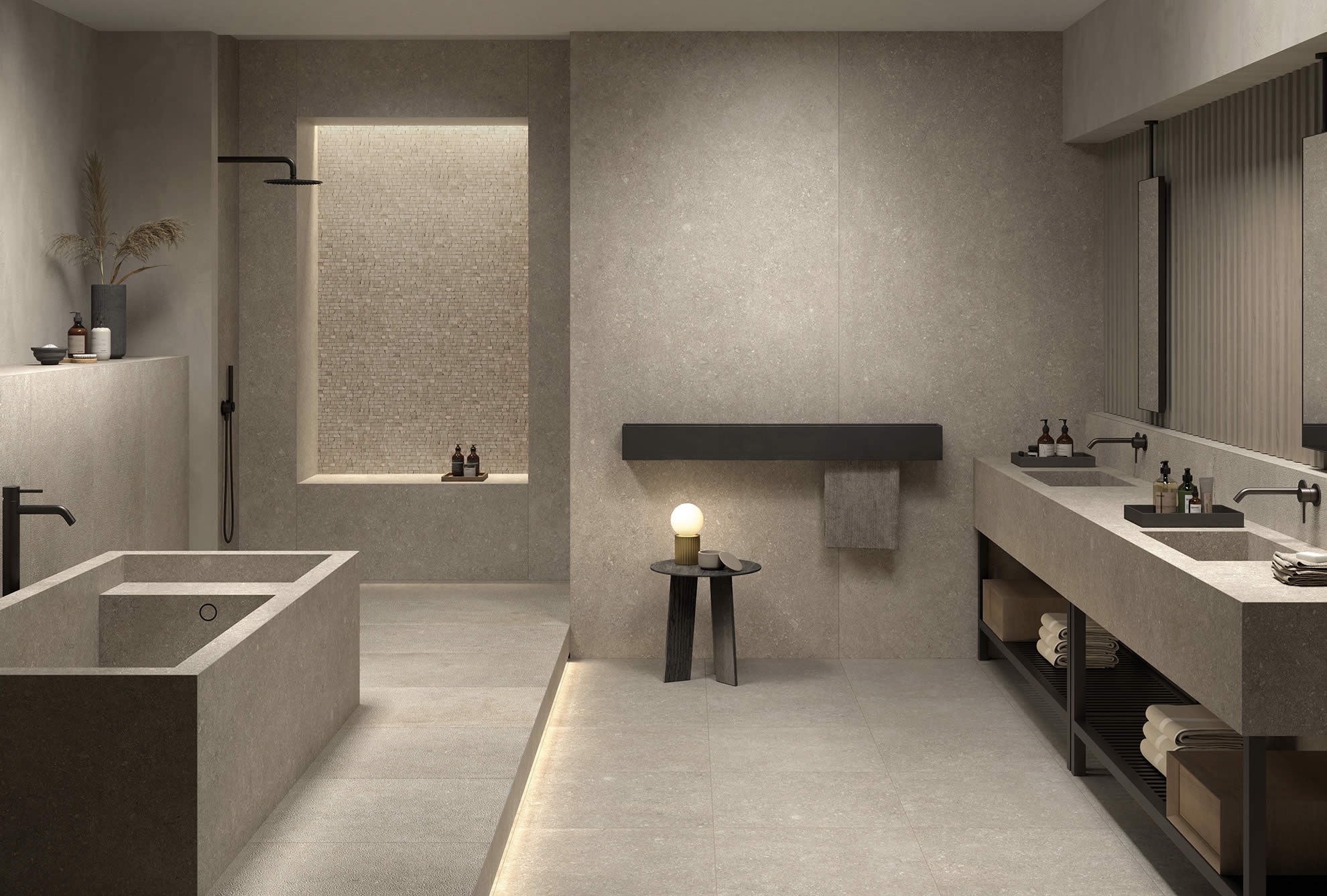 porcelain stoneware wall and floor coverings